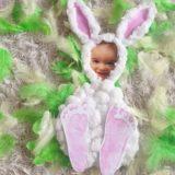 laurka wielkanocny zajaczek