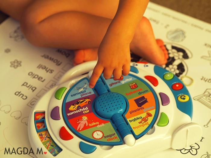 Jak uczyć małe dziecko angielskiego