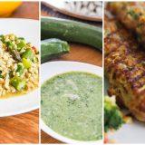 5 szybkich, przepysznych wiosennych obiadów