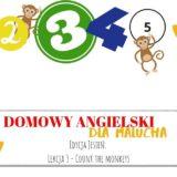 domowy angielski dla malucha lekcja 3