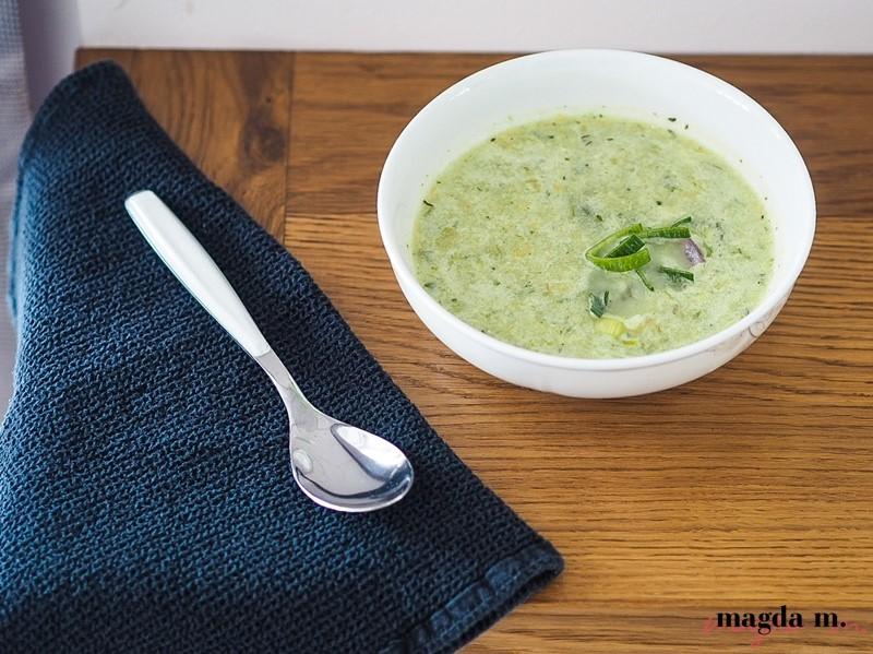 zupa 4 sery przepis