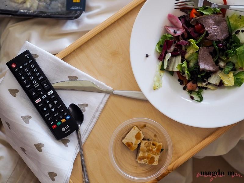 cud i miod jedzenie