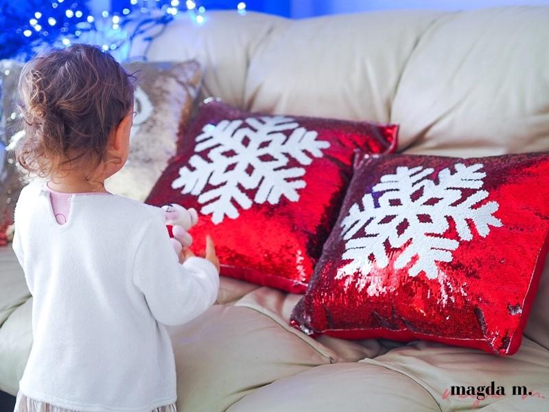 poduszki swiateczne pepco