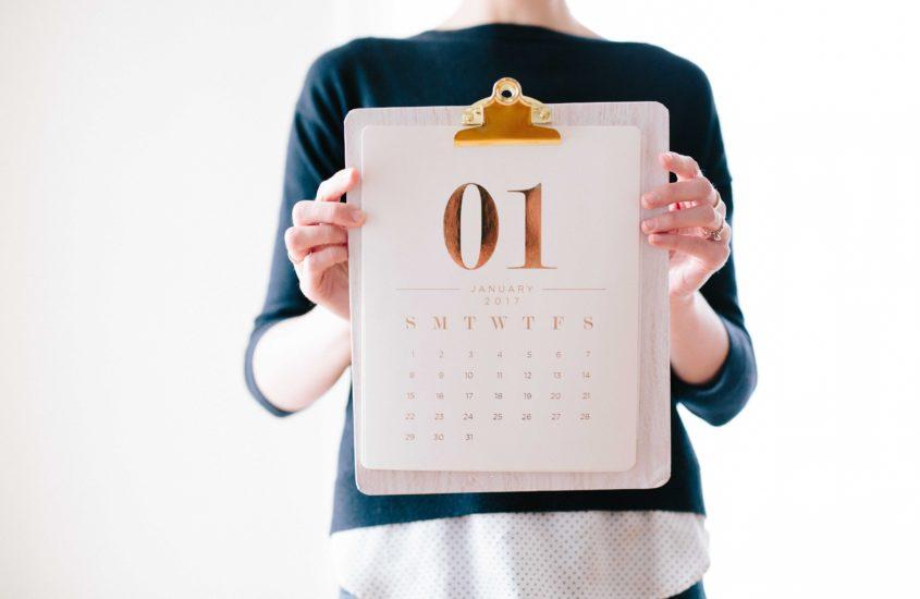 Najpiękniejsze darmowe kalendarze 2020 do druku