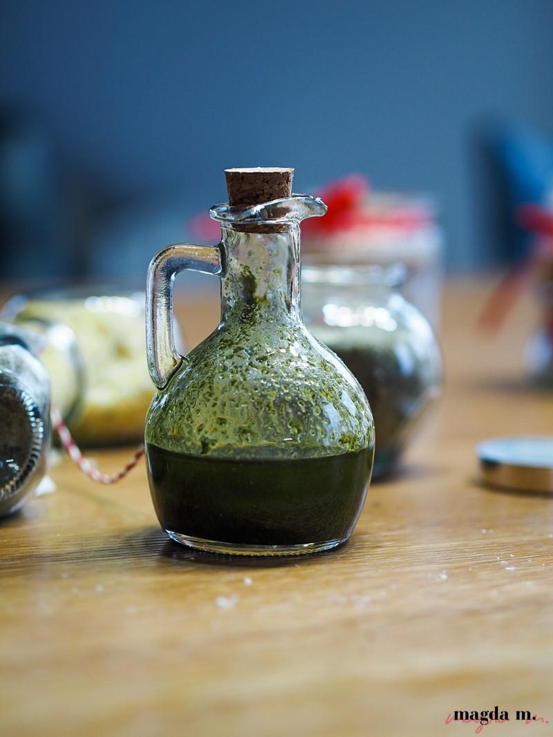 oliwa bazyliowa przepis