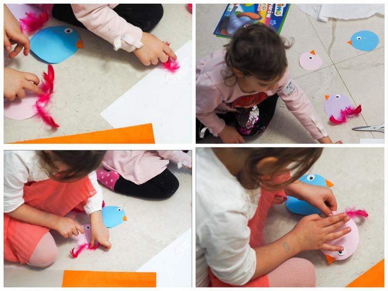 prace plastyczne na wiosne dla dzieci
