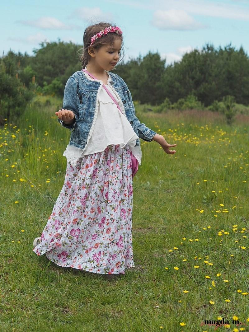 moda boho dla dzieci