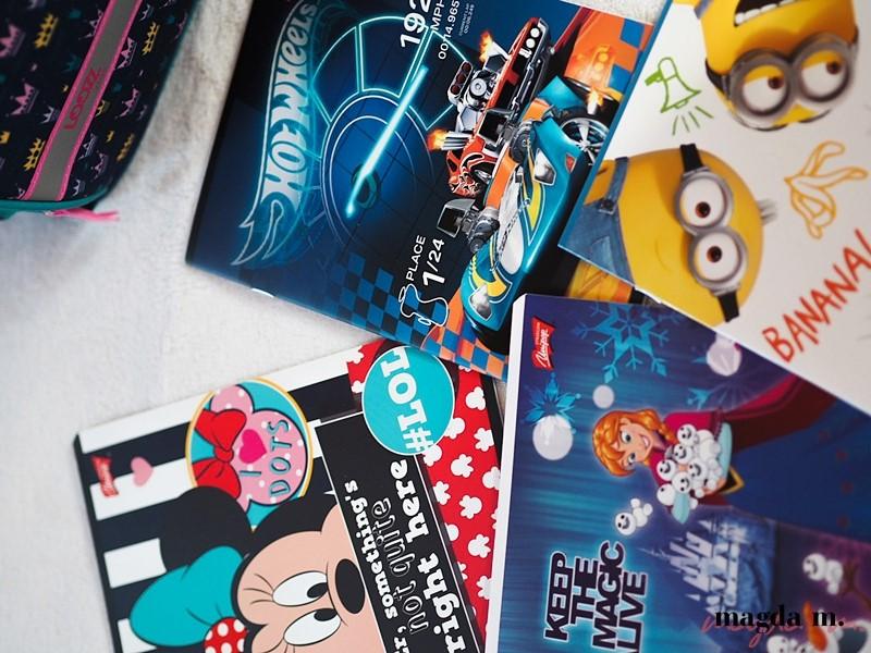 zeszyty biedronka dla dzieci