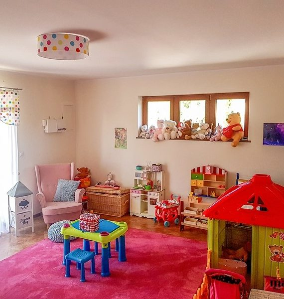 bawialnia w domu