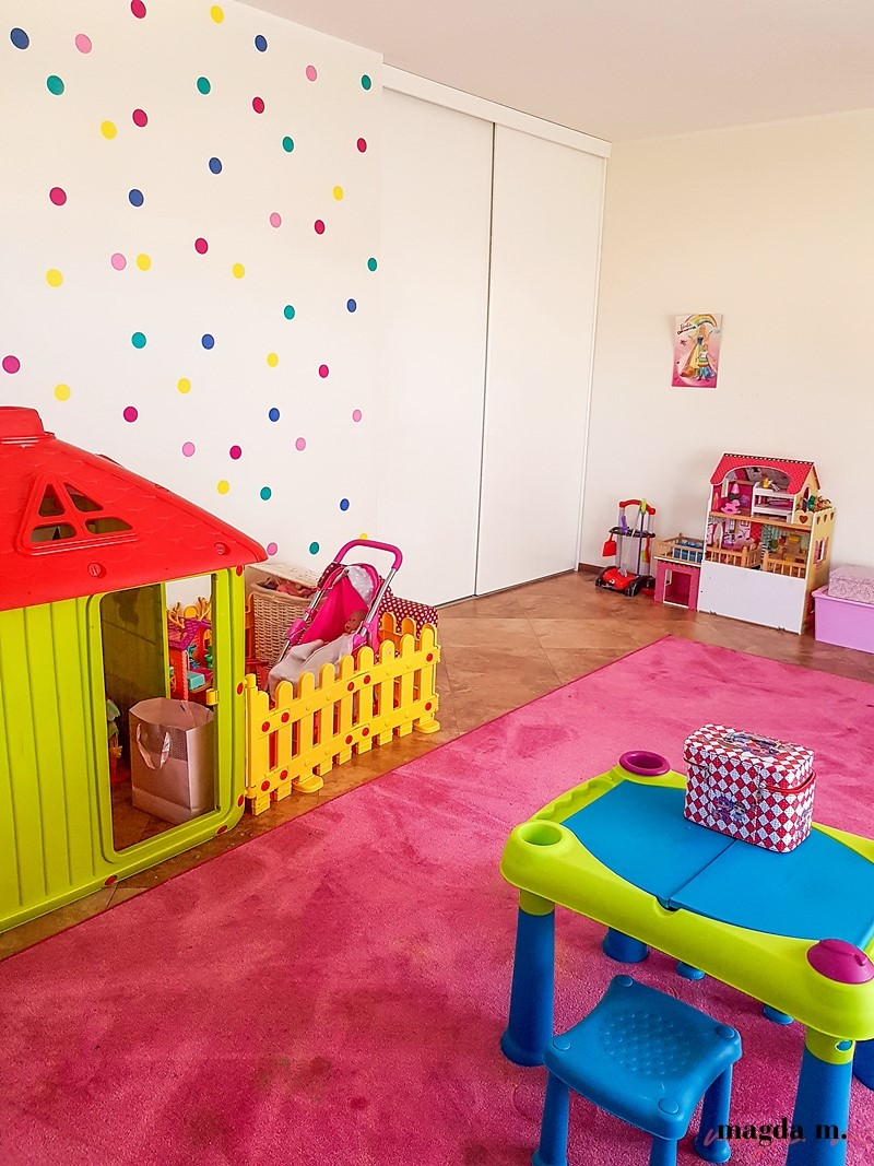pokoj zabaw w domu